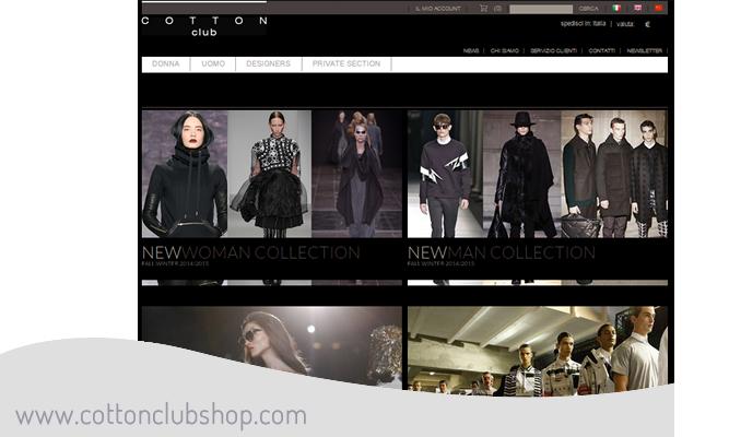 siti web COTTONCLUBSHOP